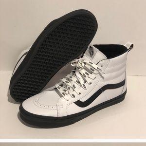 Vans vault OG old skool lx high top white sneaker